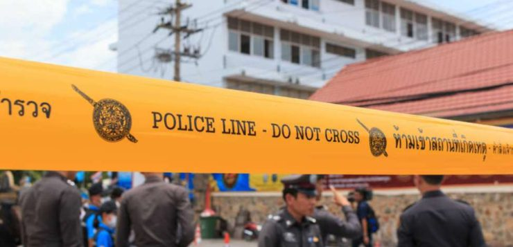 Attentat à la bombe Bangkok