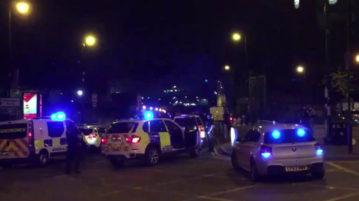 Explosion lors du concert d'Ariana Grande à Manchester