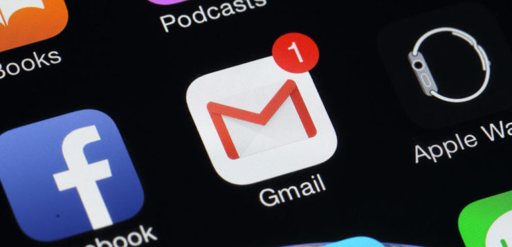 Hameçonnage Gmail