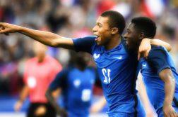 La relève est assurée pour l'Equipe de France
