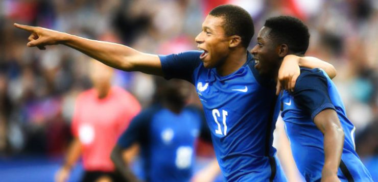 Football : La jeune génération de l'équipe de France nous réserve une excellente Coupe du monde