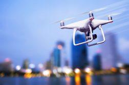 Drones pour sauver des vies