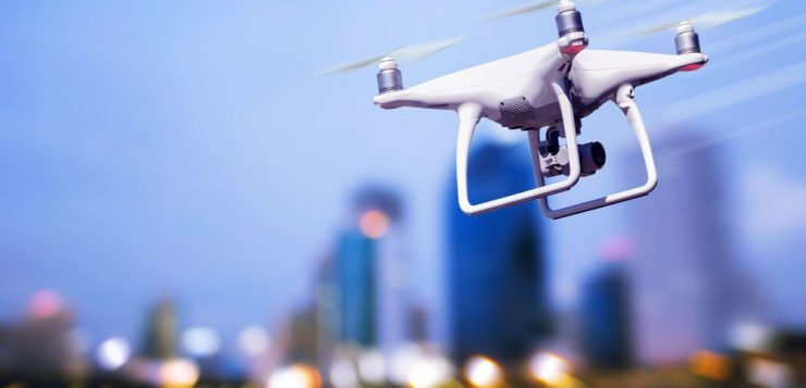 Des drones pour sauver des vies ?