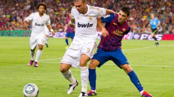 Pepe quitte le Real de Madrid