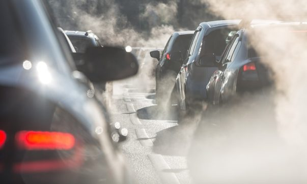 Londres, véhicules essence et diesel interdit à la circulation pour 2040