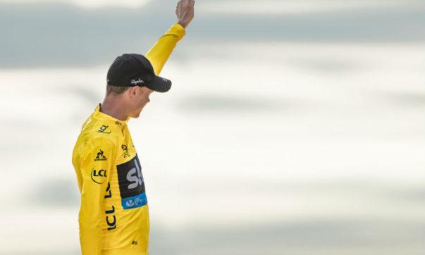 Chris Froome : Vainqueur du Tour de France 2017