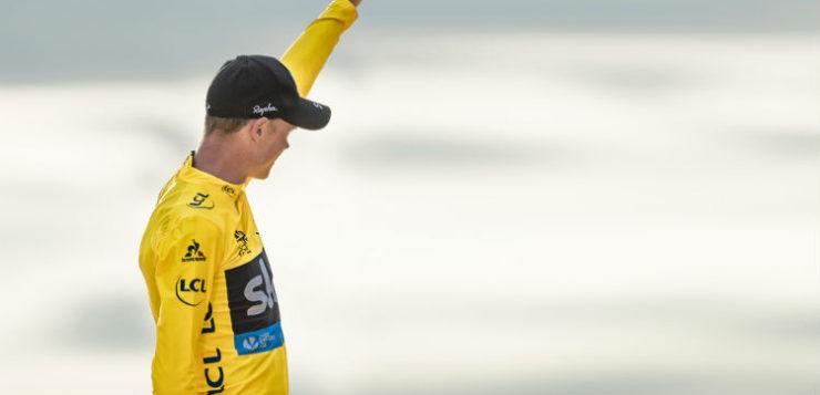 Victoire de Chris Froome pour la quatrième fois au Tour de France 2017